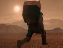 Mars Runner